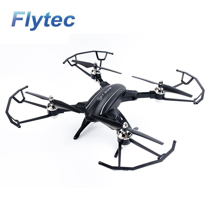 Flytec T22 2.4G Foldable WIFI FPV RC Drone with Hover Height Hold Function 4CH 6AXIS GYRO RC Dron