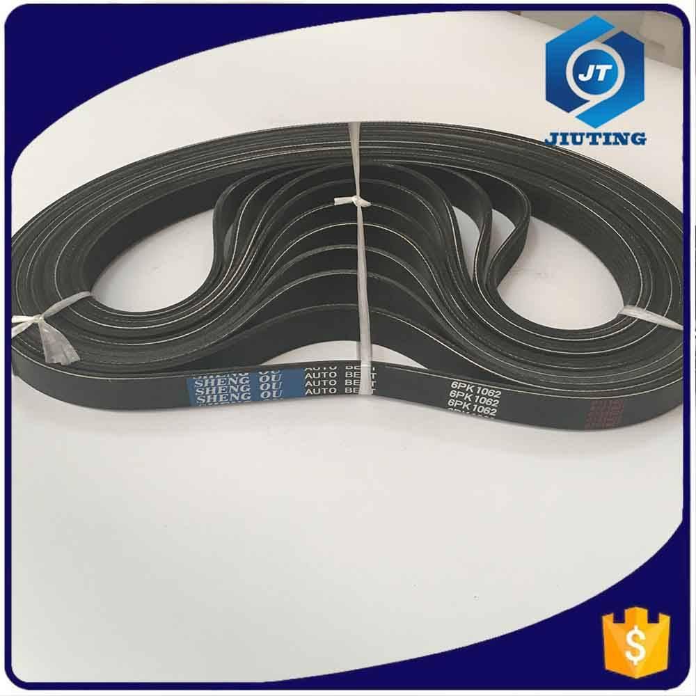 6pk2140 power transmission belt poly v belt generator fan belt