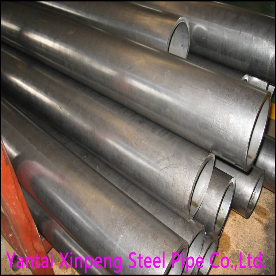 Whole Sale Non Alloy Pipe E355 Cylinder Steel Tube