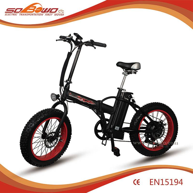 Electric Bike SOBOWO S33 350W