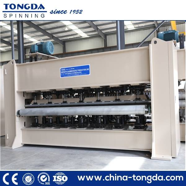 nonwoven machines and production lines/Needle looms/needle punching machines