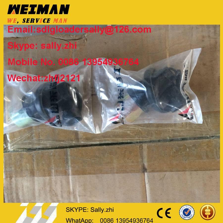 SDLG orginal switch of brake light, 4130000521 with black colour for SDLG wheel loader LG956L