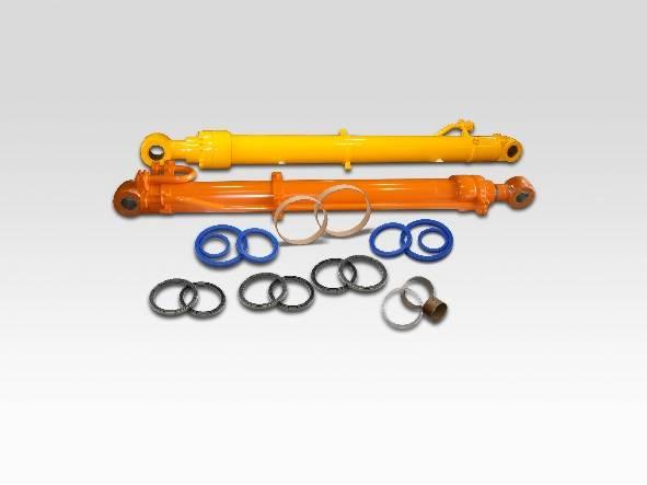 Halla Excavator Hydraulic Arm Boom Bucket Cylinder and Seal Kit