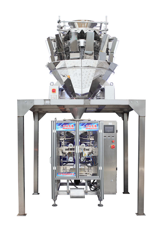 VFS5000F/VFS5000G Automatic Frozen Foods Packing Machine