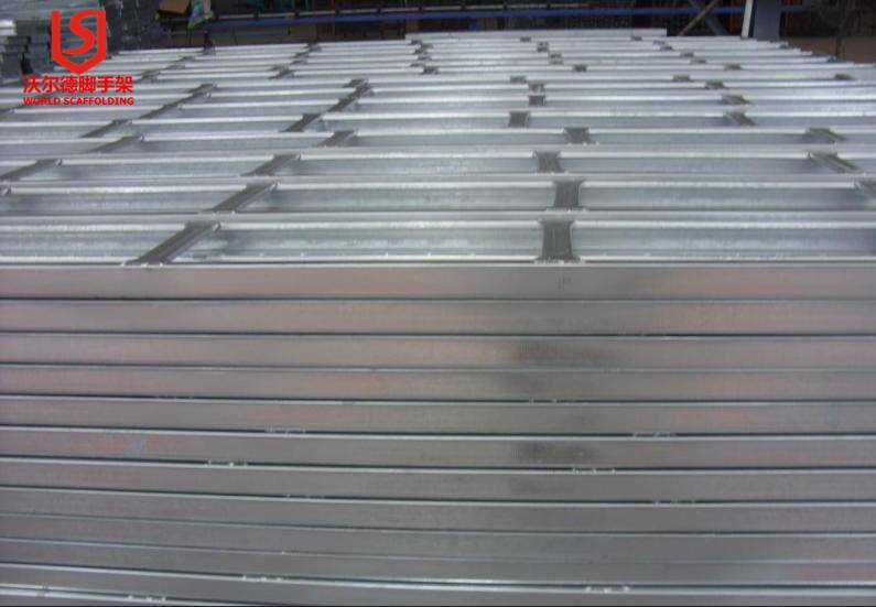 Metal Catwalk Scaffolding Metal Plank Metal Decking Steel Plank Factory