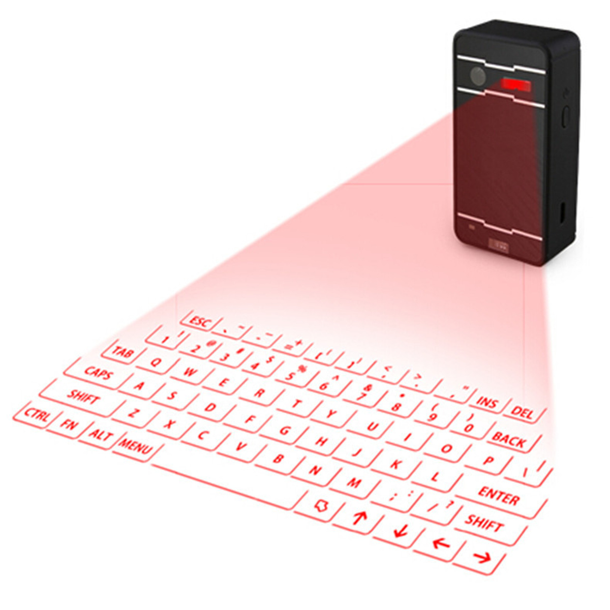 Bluetooth Laser Projection Keyboard K01