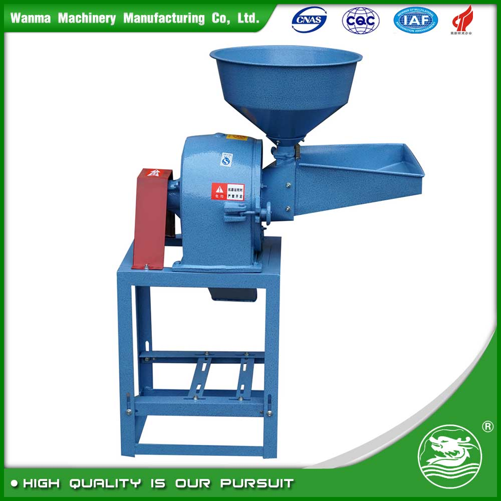WANMA Grain Grinding Mill Machine