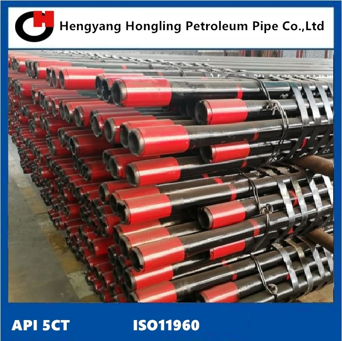 API 5CT J55 K55 L80 N80 P110 Petroleum Casing Pipe