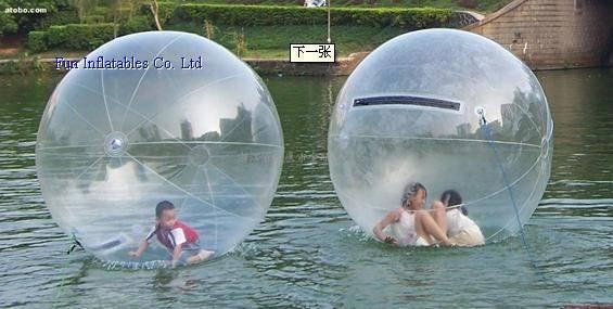 walk on water ball/water walking ball