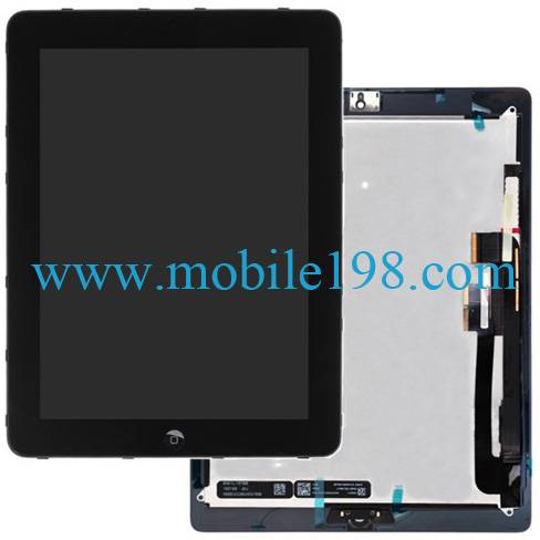 LCD Screen and Digitizer for Apple iPad 3 WiFi Version