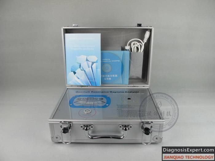 Quantum resonance magnetic analyzer QMA101,Big Box