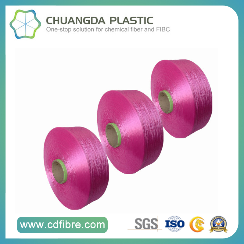 5kg Spool PP Bcf Colored Yarn for Decorative Fabric