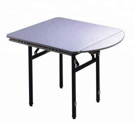 Strong Cocktail Round-Square Table Folding Banquet Restaurant Table