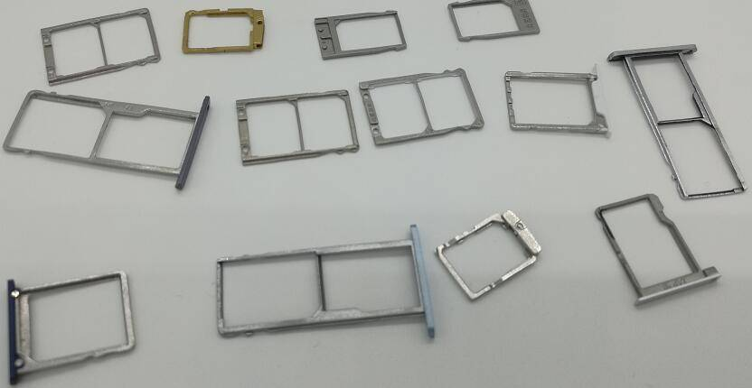 MIM parts for mobile phone