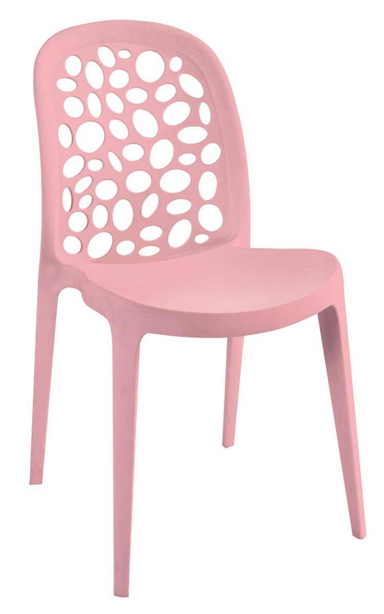 Cheap Restaurant Dining Chair Colorful PP Plastic Chair Price for Sale