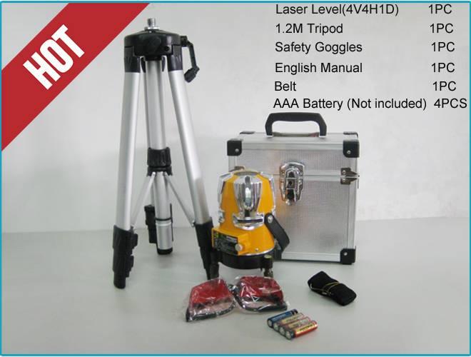 FU-LPT-042 8 lines laser level Best price