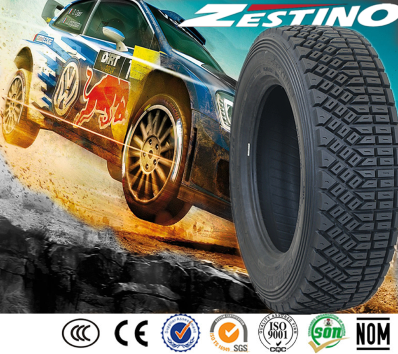 Cross Race Rally tire Gravel 09R Rally tyre 205/65R15