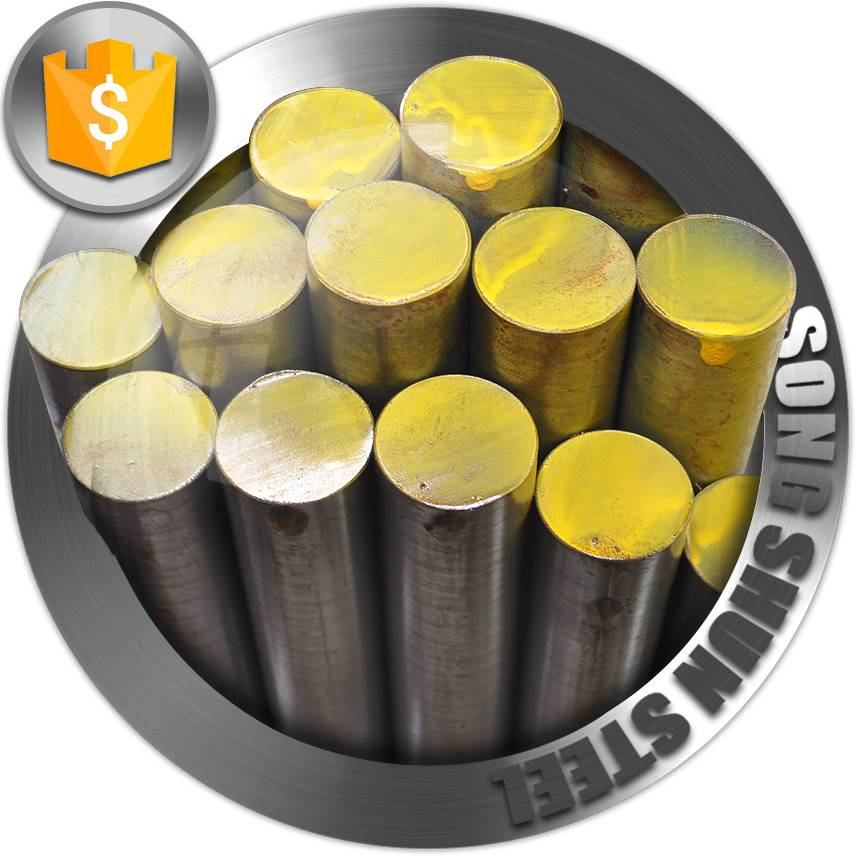 Hot Rolled Bright 4140 Steel Round Bar