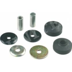 MONROE 901961 Suspension Strut Mount- Strut-Mate Strut Mounting Kit, Rear