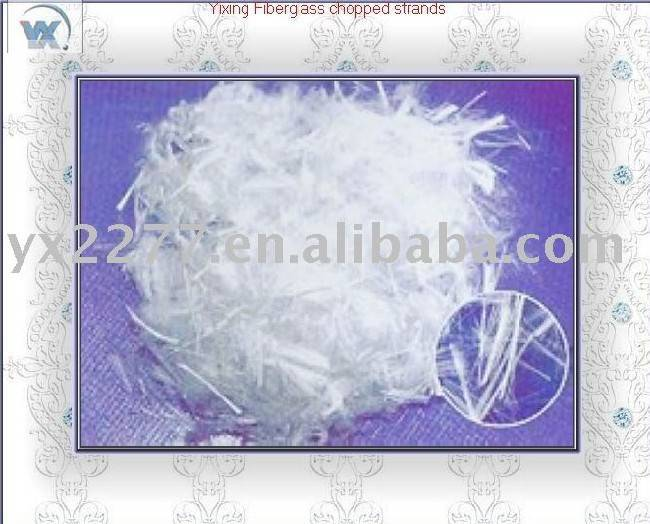 Glass Fibre Short-Cut Roving