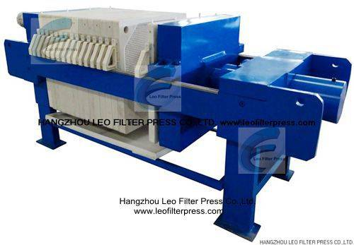 Leo Filter Press Hydraulic Plate and Frame Filter Press
