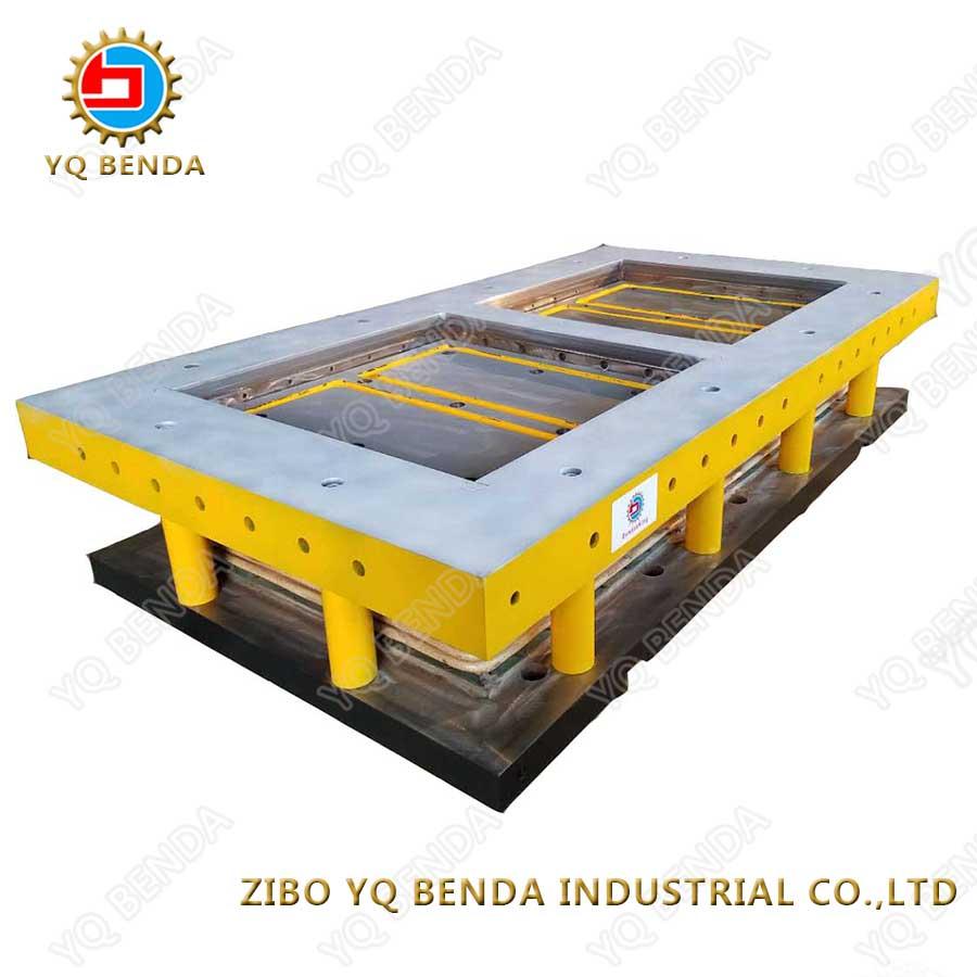 Benda Sanking factory sale low price ceramic tile mould