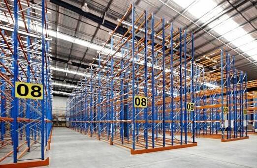 High Quality Steel Q235 Heavy Duty Storage Racking System