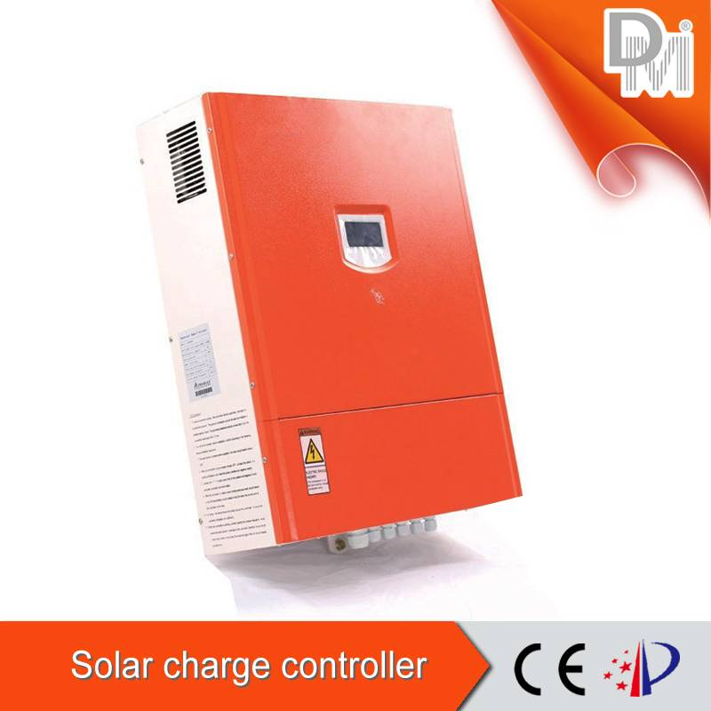 420v pwm solar charge controller/solar battery charger