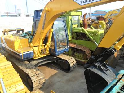 used kobelco sk120 excavator for sale