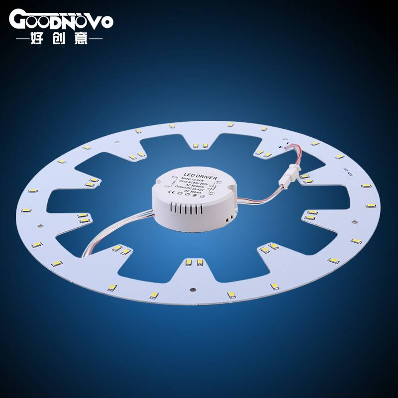 LED Ring SMD 5730 Panel Lamp 180-265V,10W 12W 15W 18W 20W 24W LED Ceiling Magnetic Light With Magnet