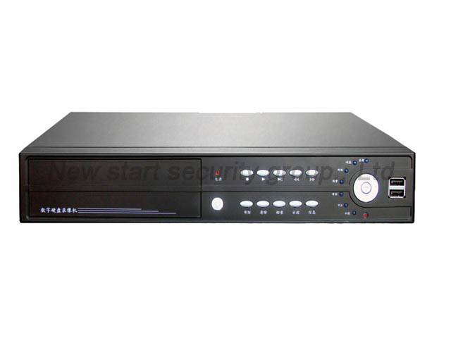4/8/16 Channel DVR 68 Series