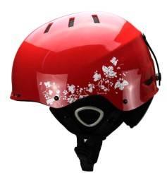 sking helmet