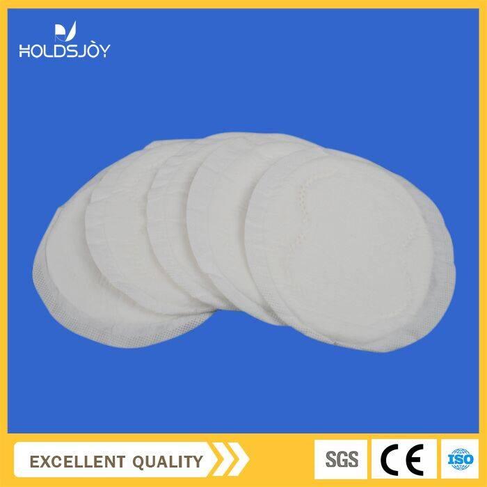 Barrel-shape Hot -sale Disposable Nursing Pads