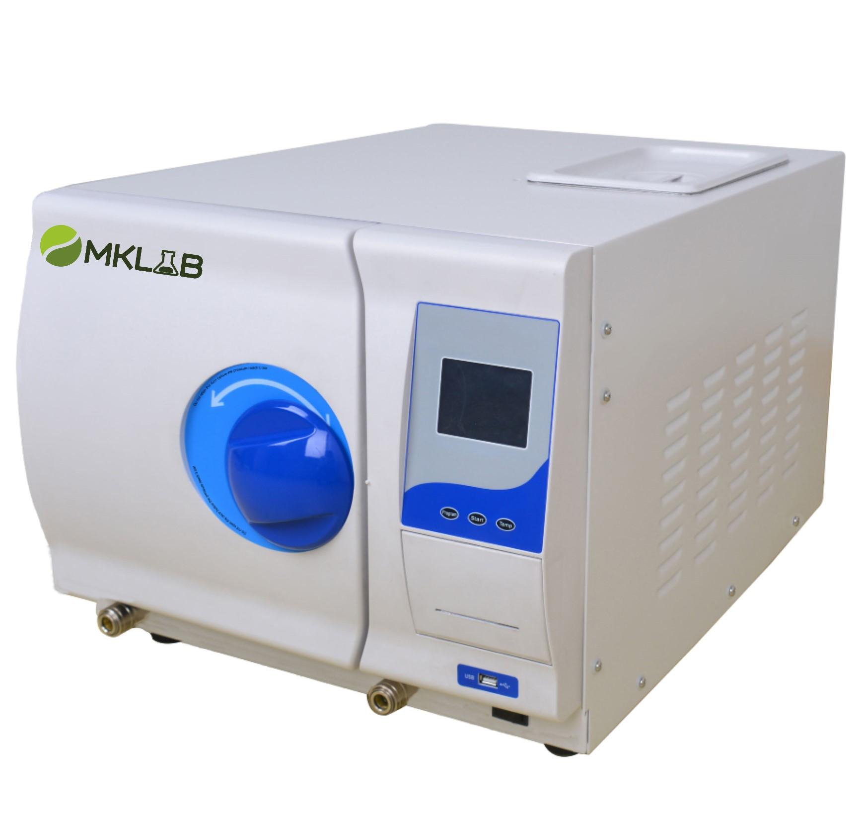 MKLB Table-top Autoclave 18L/24L