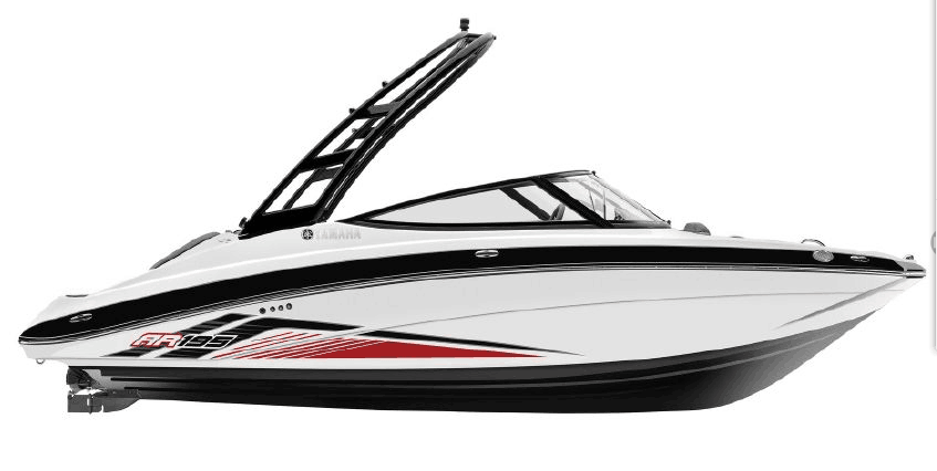New 2017 Yamaha AR195 19 feet Speedster Power Boat