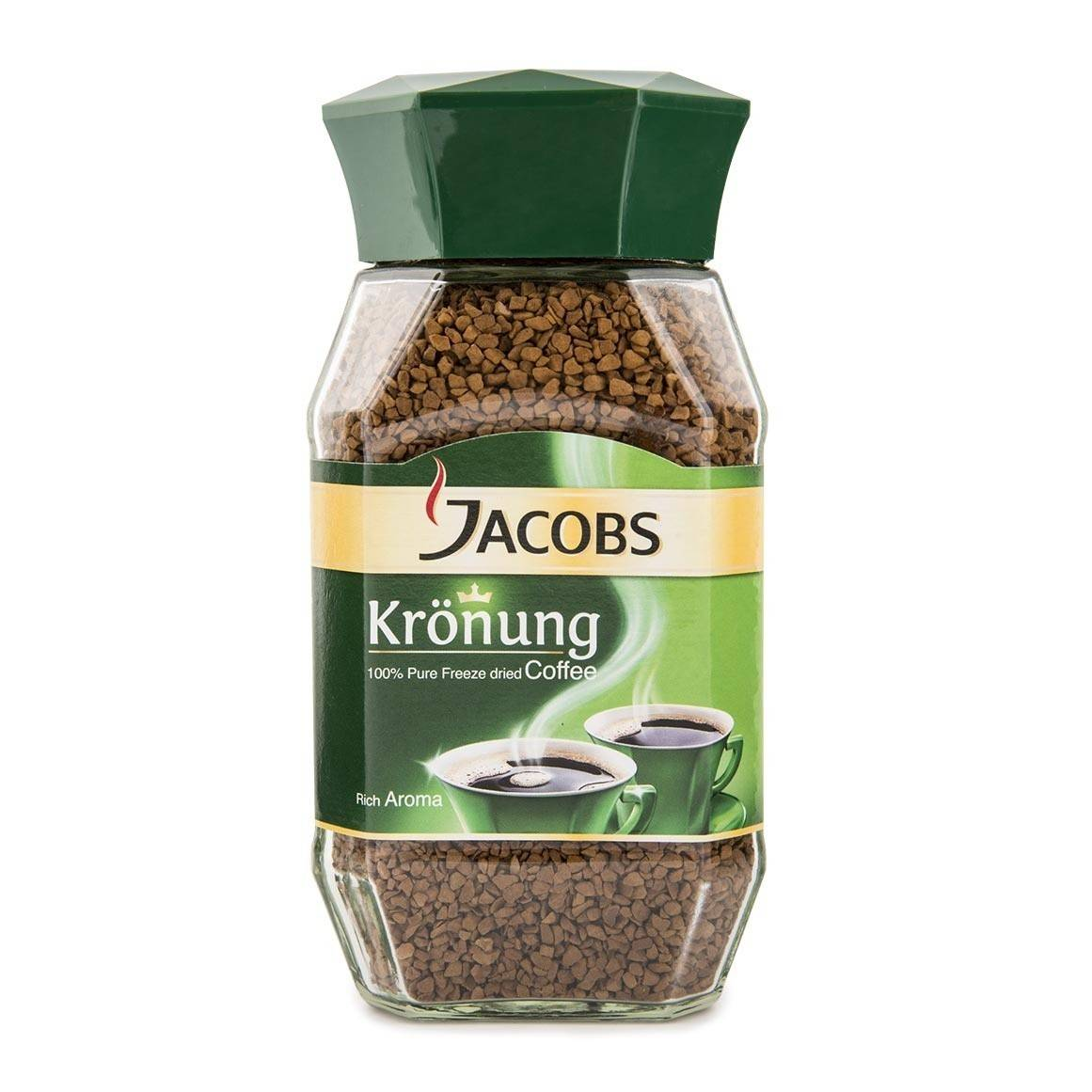 Jacobs Kronung Coffee / Ground Coffee