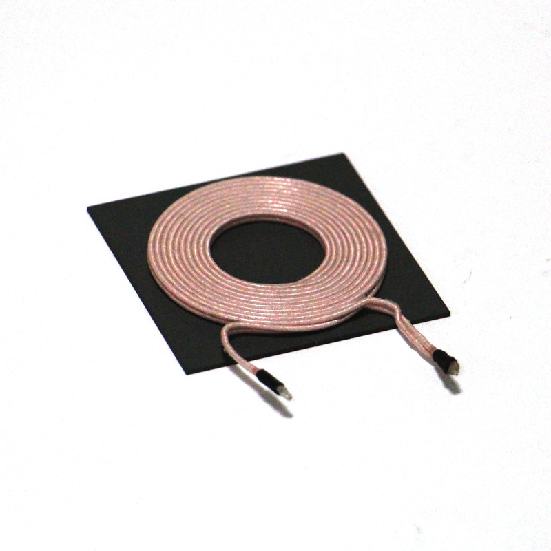 Qi Standard Wireless Charging Coil Assembly for Tx or Rx Applications
