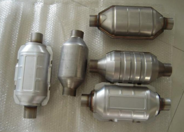 Exhaust catalytic converters factory price
