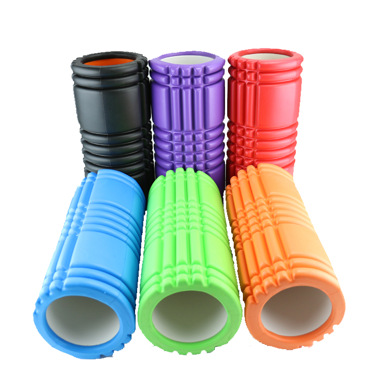 Trigger Point Yoga Hollow Grid Foam Roller