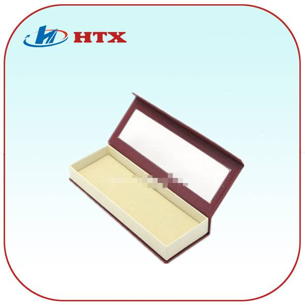 Competitive Price Cardboard Paper Pen Box with Window