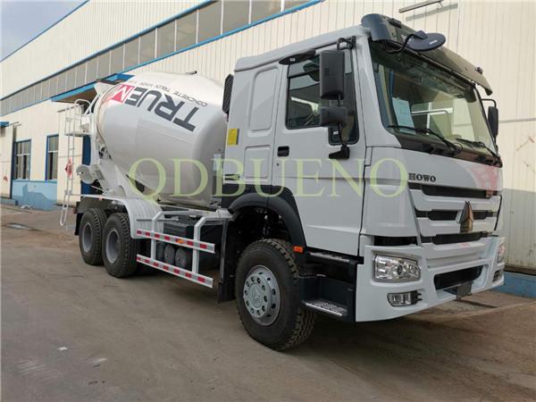 8m³ Cement Concrete Mixer Truck