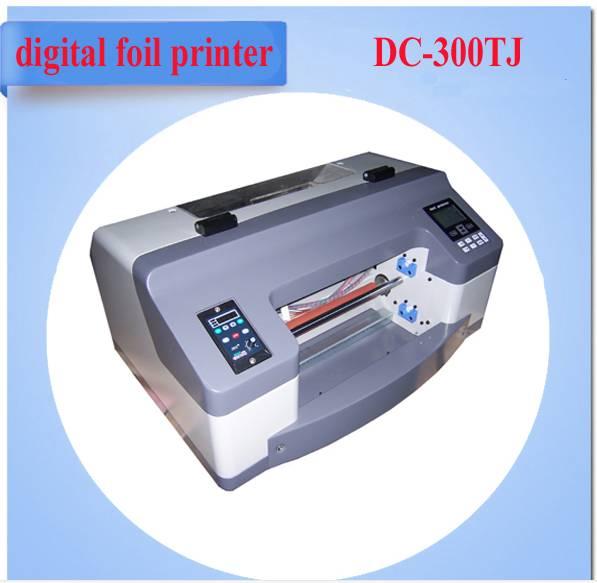 digital hot foil stamping printer