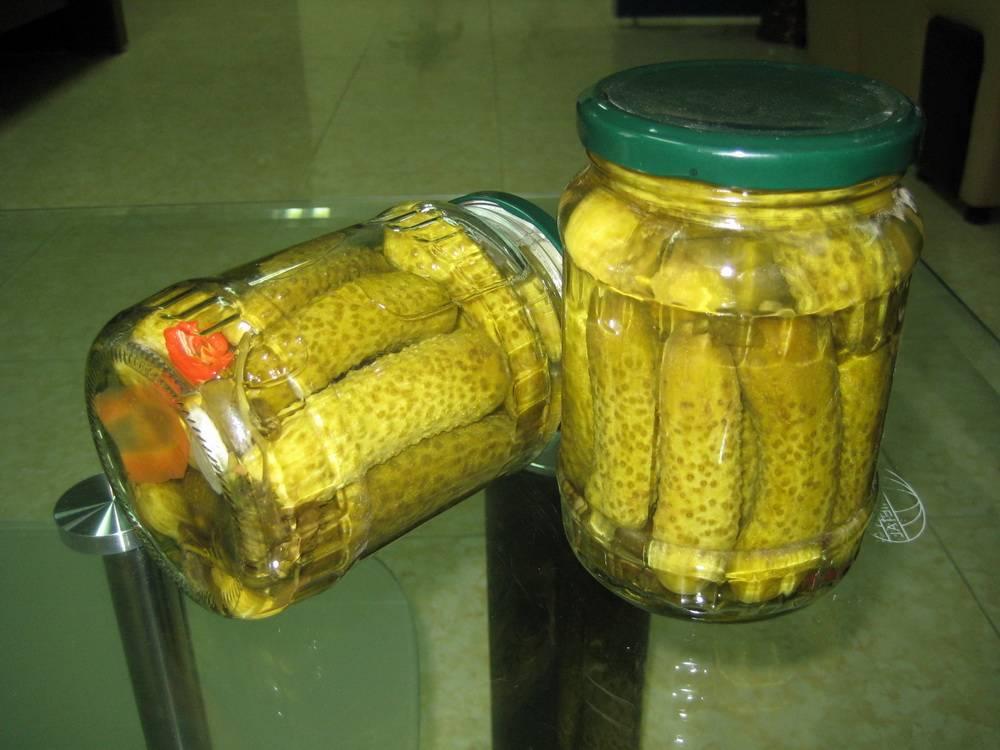 Pickled Cuccumber