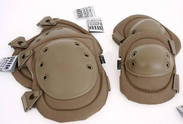 military Mil-Force elbow&knee pads