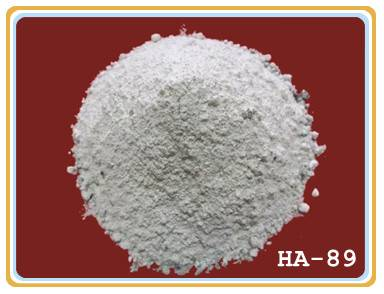 Coreless induction furnace lining high alumina unshaped refractory HA-89