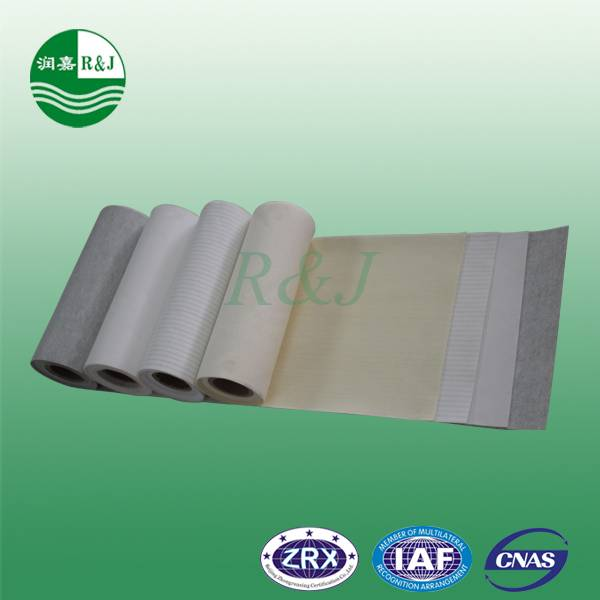 needle punch filter cloth used and filter bag type Industry filter