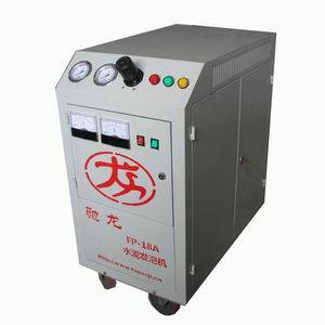 New China FP-18A Foaming Machine Specification