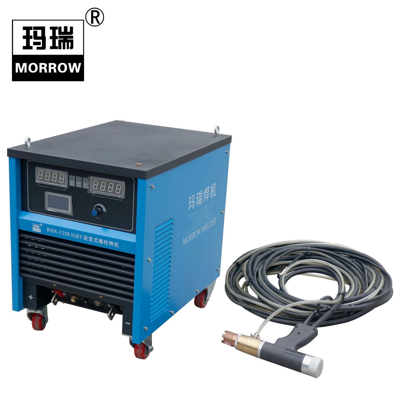 Inverter IGBT Short-Cycle Pull Arc Stud Welding Machine (RSN-1250)