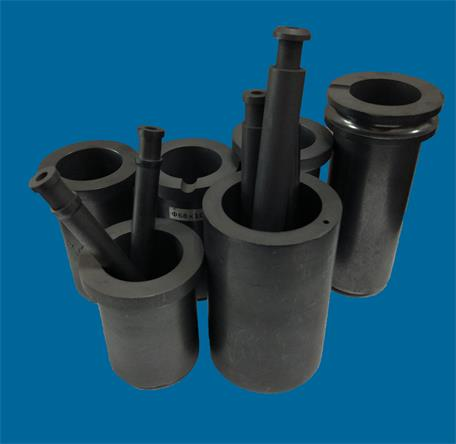 Graphite Product Mold,crucible, stopper for Melting