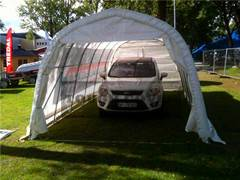 3.66m(12') wide Car Carports, Portable Garage, Storage Shelters